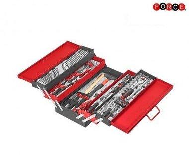 Caja de herramientas con herramientas 101 pcs