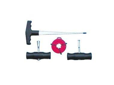 Un conjunto de herramientas para el parabrisas