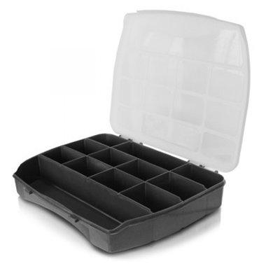Caja de almacenamiento 12 compartimentos