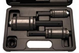 Caja de expansión para el tubo de escape