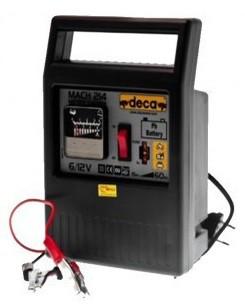 Cargador de bateria de 4 Amp 6/12 Volt