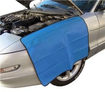 Protección magnética cuerpo de alfombras
