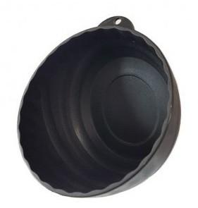 vaso de plástico magnético