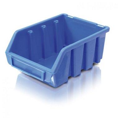 Contenedor de almacenamiento azul tamano 5