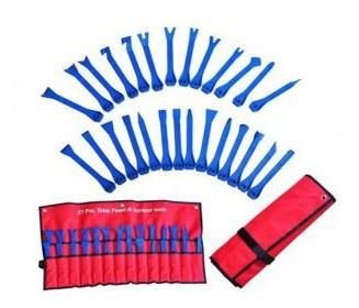 Conjunto de 27 herramientas para el desmontaje de accesorios