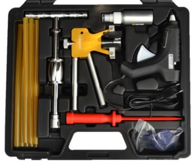 Kit de reparacion de la carroceria sin pintar debosselage