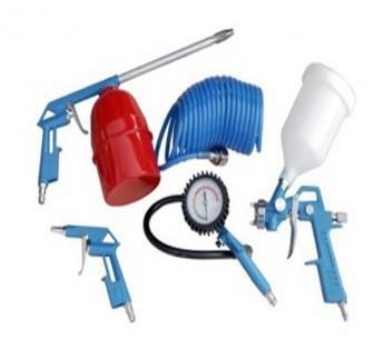 Kit de 5 herramientas neumáticas