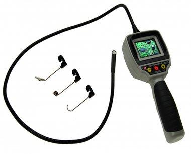 Endoscopio con Monitor TFT Color