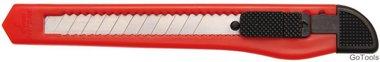 Cutter con cuchilla de 9 mm