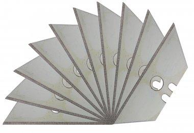 Cuchillas de repuesto de 10 piezas para cuchillo de seguridad BGS 50603