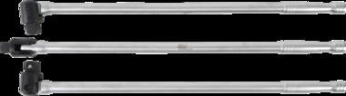 Mango articulado cuadrado exterior 20 mm (3/4) 630 mm
