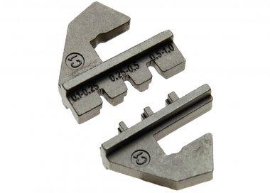 Mandriles de prensar para terminal abierto, para BGS 1410/1411/1412