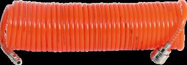 Manguera de aire en espiral 10 m