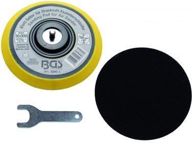 Planchas de cinta adhesiva para BGS 3290 / 8688 diametro 150 mm
