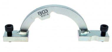 Ajuste de la regla para el disco de recogida Opel, desde BGS 8151