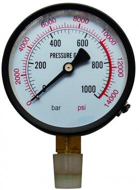 Calibre de presion para prensa de taller BGS 9246