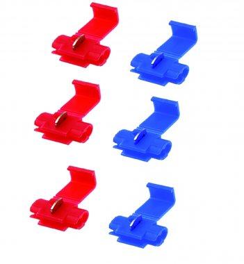 Juego de conectores de rama de 50 piezas