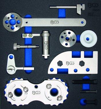 Herramienta de Distribucion del motor Conjunto de Volvo B4204