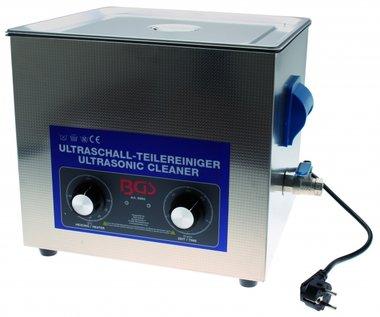 Limpiador de piezas ultrasónicas, 13 litros