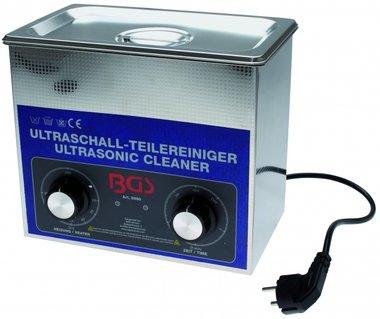 Limpiador de piezas ultrasónicas, 3 litros