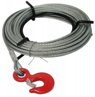 Piezas de repuesto para cable de acero iza reemplazo del cable 20m