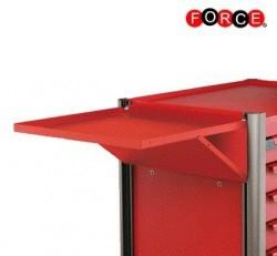 mesa auxiliar práctica para carro de herramientas