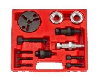 Caja de herramientas para el embrague de aire acondicionado