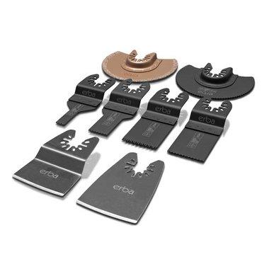 Kit de 8 Accesorios para la herramienta de usos múltiples