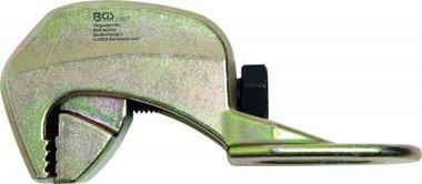 Garra para el coche Alineacion del cuerpo en angulo de 90°, 40 mm, una direccion de traccion, hasta 2 a.