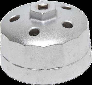 Extremo de la tapa del filtro de aceite Llave de Land Rover 90,2 mm x 15