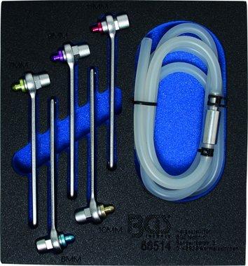 Freno Entlufterschlussel Conjunto, 7-8-9-10-11 mm, 6 unid.