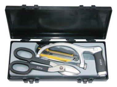 Conjunto de herramientas para el corte de 5