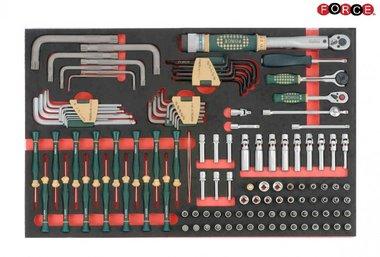 Módulo de espuma 126 Zócalo y accesorios