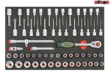 Módulo de espuma 61 del zócalo y accesorios