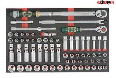 Espuma modulo 66 del zocalo y accesorios