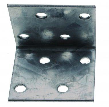 Conector angular de 10 piezas 40x40x40 mm