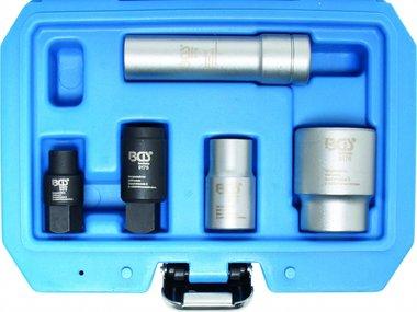 Juego de zocalos de 5 piezas para bombas de inyeccion de distribuidor Bosch