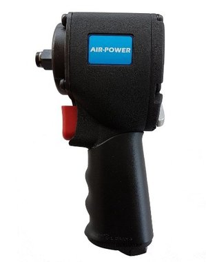 llave de impacto reversible 1/2 extra corto 678 Nm