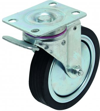 Rueda de rueda para carro de taller BGS 2001