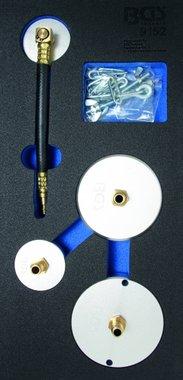 Juego de adaptador de 4 piezas para purgador de aire