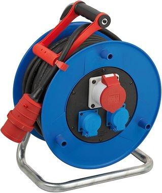 Enrollador de cable Guarantor CEE 1 IP44 para la industria/construccion 30m