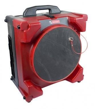 purificador de aire portátil con filtro HEPA.