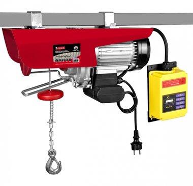 Polipasto eléctrico 300/600kg