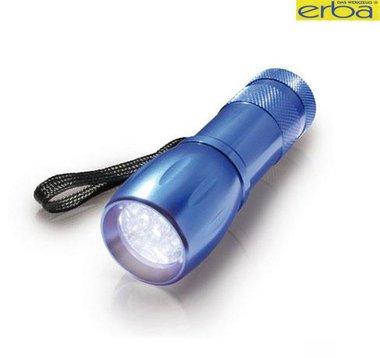 Linterna portátil 9 LED