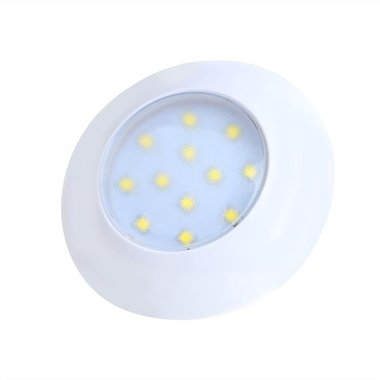 Ceiling light / surface-mounted luminaire 12-leds 12V 240lm 75x18mm