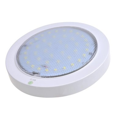 Ceiling light 42-leds 12V 840lm 220x50mm