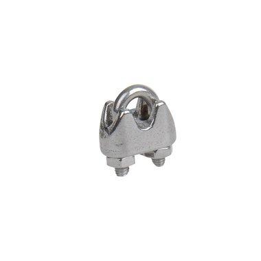 Clip de cuerda de alambre de 2-3mm, A4 RVS AISI 316