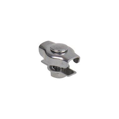 Clip Simplex 2mm, A4 RVS AISI 316
