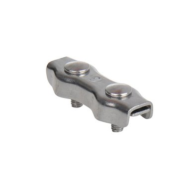 Clip Duplex 3 mm, A4 RVS AISI 316