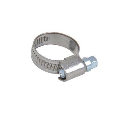 Abrazadera de manguera 11-22mm, A4 RVS AISI 316